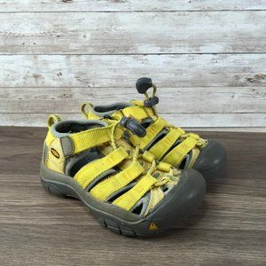 Keen Newport Yellow Waterproof Hiking Sandal
